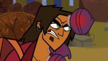 Alejandro losing his temper