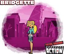 Bridgette Total Drama Action