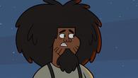 Scared Beardo