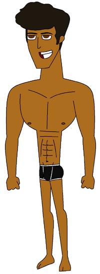 Ignacio (Model) for Rhonda