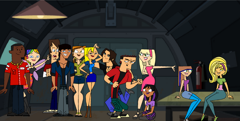 User blog:Magic26/Total Drama Untamed | Total Drama Island