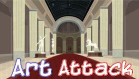 9. Art Attack