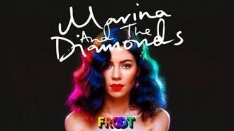 MARINA AND THE DIAMONDS - Blue Official Audio