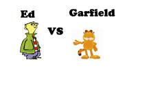 Ed vs Garfield