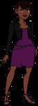 Monique- Alternate Outfit
