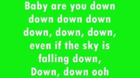 Jay sean ft. lil wayne- down (lyrics)