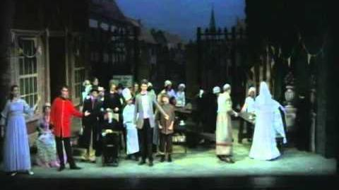 Now to the banquet we press - from Gilbert & Sullivan's The Sorcerer