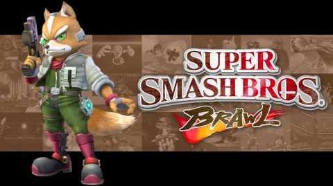 Corneria - Super Smash Bros. Brawl
