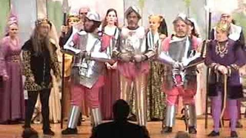 DANIEL KRAVETZ CONDUCTS GILBERT & SULLIVAN PRINCESS IDA--End of Act I