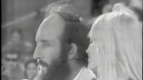 Peter Paul and Mary, I Have A Song to Sing O