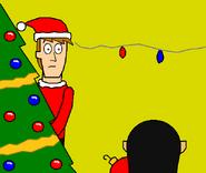Murdoch Christmas Special Scene
