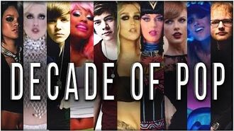 DECADE OF POP The Megamix (2008-2018) by Adamusic-0