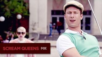 SCREAM QUEENS Character Series Chad Radwell