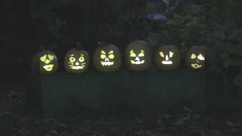 Halloween Singing Pumpkins 2009 - the Ghosts' High Noon
