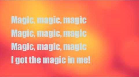 I've Got The Magic In Me By B.o.B With Lyric's owned by WMG