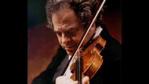 Itzhak Perlman plays Flight of the Bumblebee