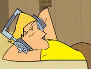 Jarrod sleeping (2)