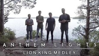 Lion King Medley Anthem Lights Mashup
