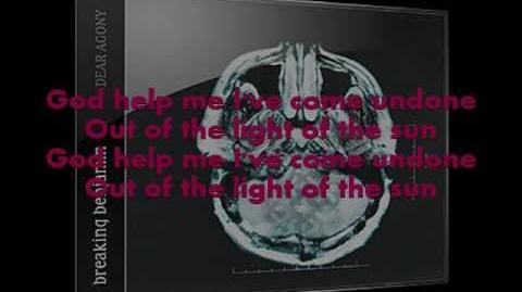 Breaking Benjamin - Give me a sign ( Full Song From Dear Agony Lyrics )
