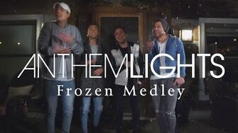 Frozen Medley Anthem Lights Mashup
