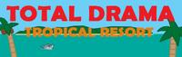 Total Drama Tropical Resort logo