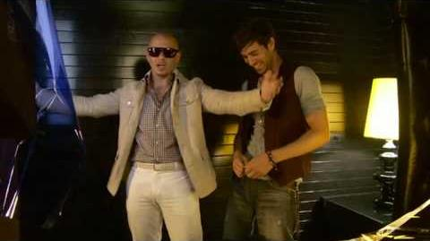 Enrique Iglesias - I Like It (Behind the Scenes)