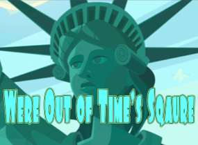 3. Were Out of Time's Square