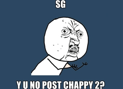 SG Post Chappy Two
