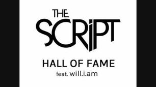 The Script - Hall of Fame (Instrumental) ft will.i