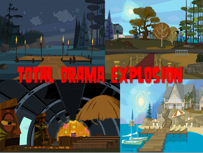 Total Drama Explosion | Total Drama Island Fanfiction wikia