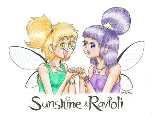 Sunshine and Ravioli