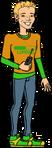 Zack- Alternate Outfit