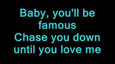 Lady Gaga - Paparazzi (Lyrics) (Version 2)