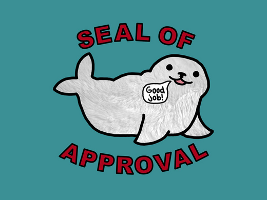 OHF's seal of approval