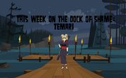 Dock of Shame - Temari