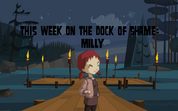 Dock of Shame - Milly