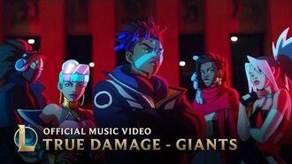 True Damage - GIANTS (ft. Becky G, Keke Palmer, SOYEON, DUCKWRTH, Thutmose) - League of Legends