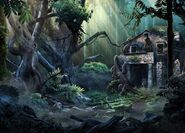 Ruins in the forest(1)