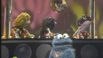 Sesame Street- Me Lost Me Cookie at the Disco