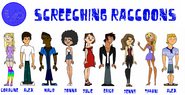 ScreechingRaccoons