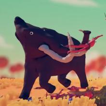 Местный мамонт убивает все