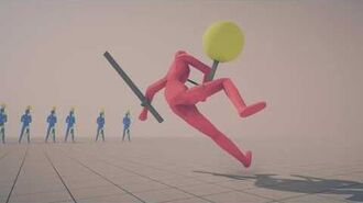 Totally Accurate Battle Simulator- Physics animation system 3.0!
