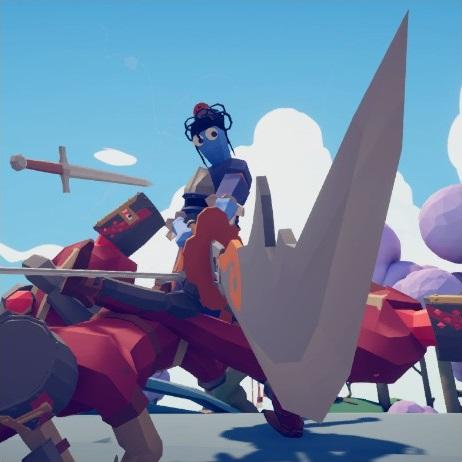 Lady Red Jade | Totally Accurate Battle Simulator Wikia | Fandom