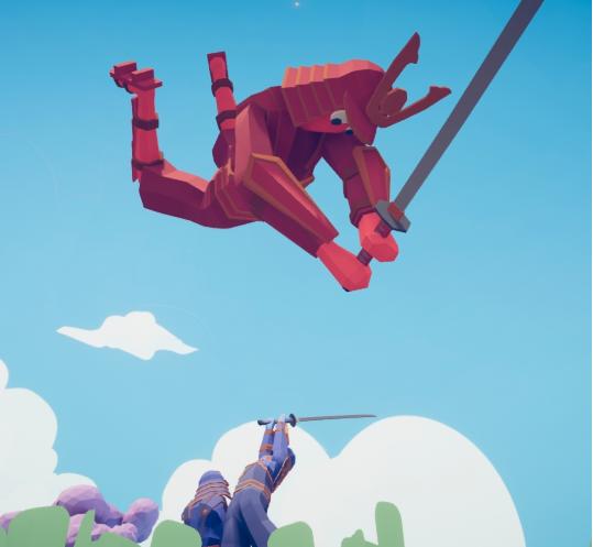 Samurai Giant | Totally Accurate Battle Simulator Wikia