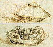 Leonardo-da-vincis-tank-invention1