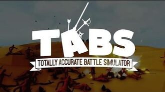 Totally Accurate Battle Simulator Open Alpha Trailer