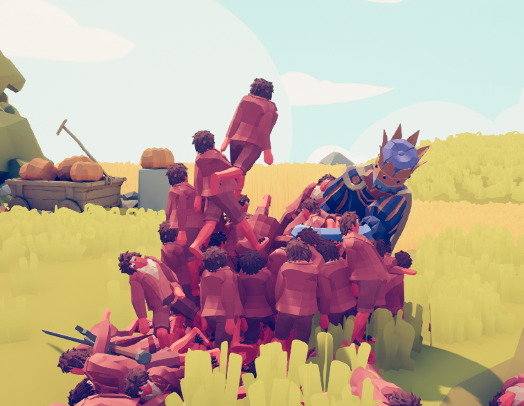 Halfling Totally Accurate Battle Simulator Wikia Fandom Powered