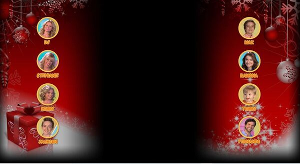 Christmas Background FH
