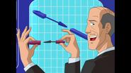 Jerry Presenting Net Blaster Mascara Brush