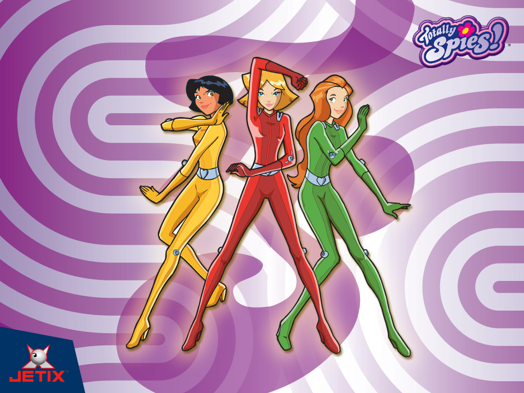 Gags and Tropes | Totally Spies Wiki | FANDOM powered by Wikia - photo#25